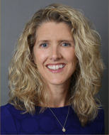 Bridget Foreman, Board President