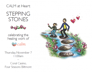 CALM at Heart: Stepping Stones