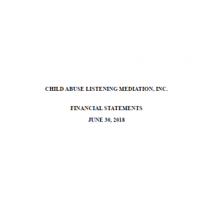 CALM 2018 Audited Financials