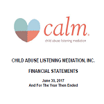 CALM Audited Financial Statements 6.30.17