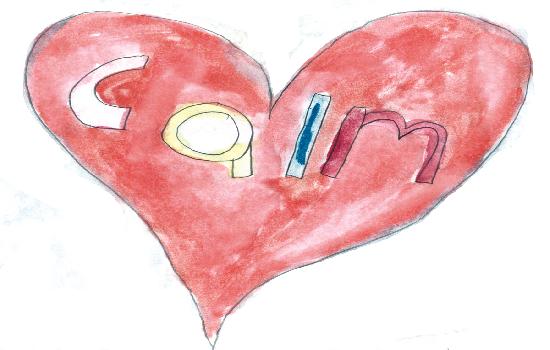 heart 550 x 350